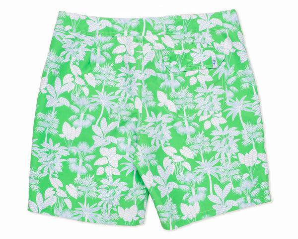 NEW - Classic Boardshort Paradise - Grass Court