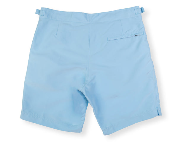 The Hybrid Short 2.0 - Washed Blue
