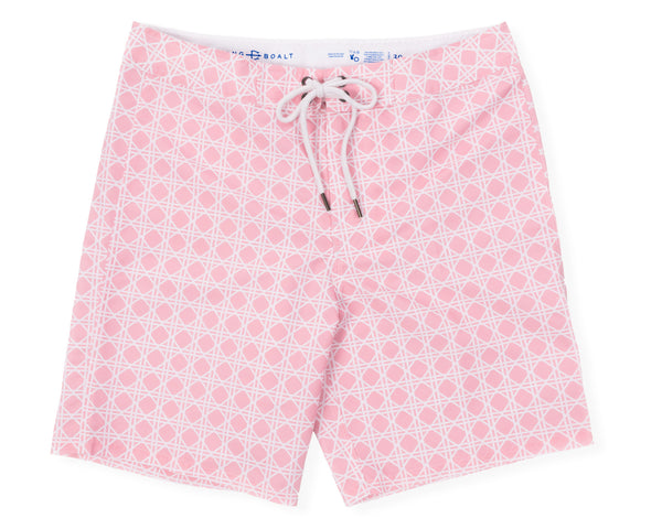 Classic Boardshort Bamboo - Pink
