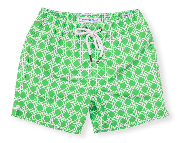 Boys Classic Swim Trunk Bamboo - Grass Court
