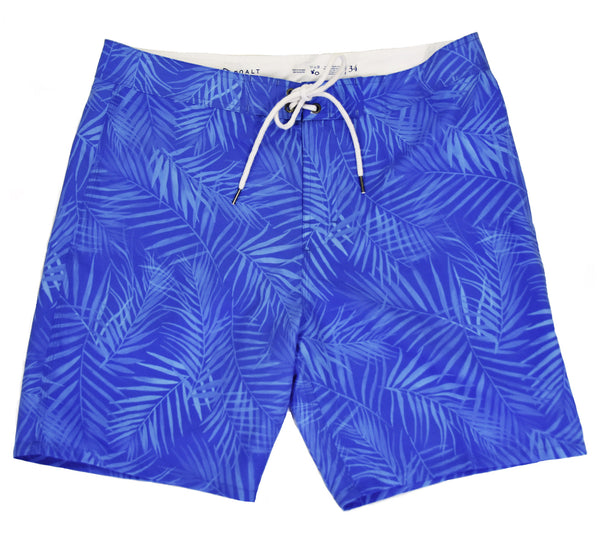 Classic Boardshort X-Ray Palms - Blue