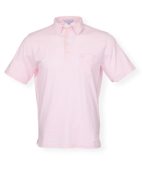 The Micro Stripe - Pink/White