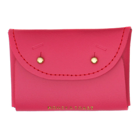Jester Wallet | Bright Pink
