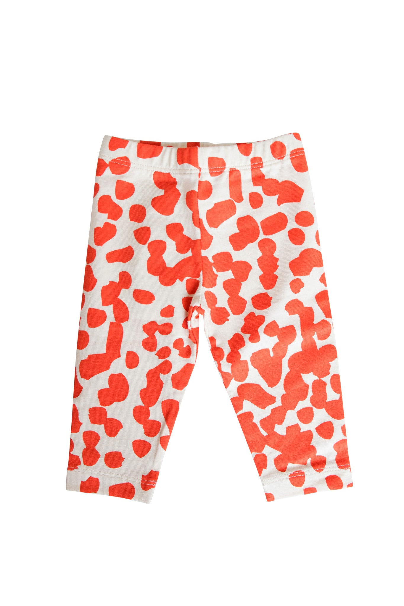 Baby Coral Stains Leggings - Mini Mischief