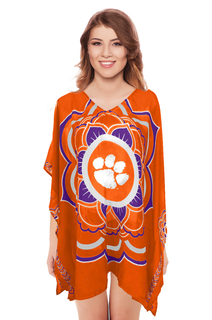 Limited Edition Officially Licensed Clemson Tigers Caftan