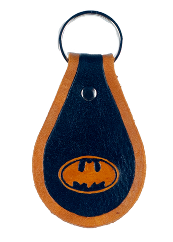 Bat Classic Key Chain