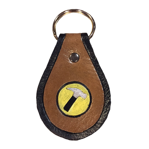 Captain Hammer Key Chain
