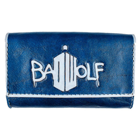 Doctor Who Bad Wolf Clutch Purse