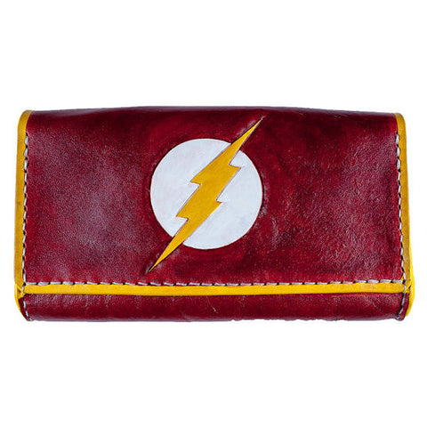 Lighting Flash Clutch Purse