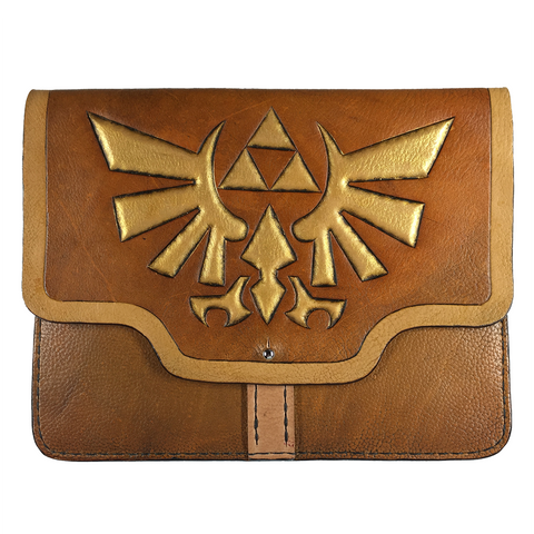 Zelda Triforce Tablet Sleeve