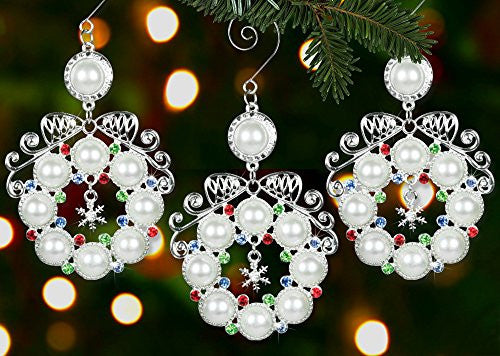 Wreath Christmas Tree Ornament Decorations