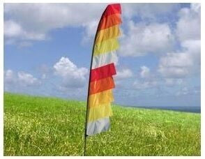 Festival Feather Flags - HOT