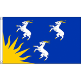 Merionethshire - British Counties & Regional Flags