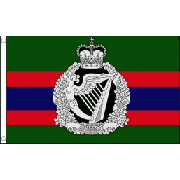 Royal Irish Regiment Flag - British Military