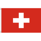 Switzerland National Flag - Budget 5 x 3 feet