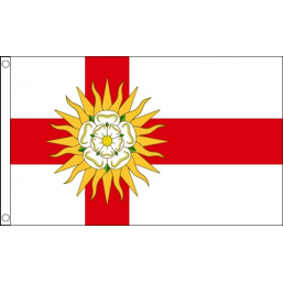 West Yorkshire - British Counties & Regional Flags