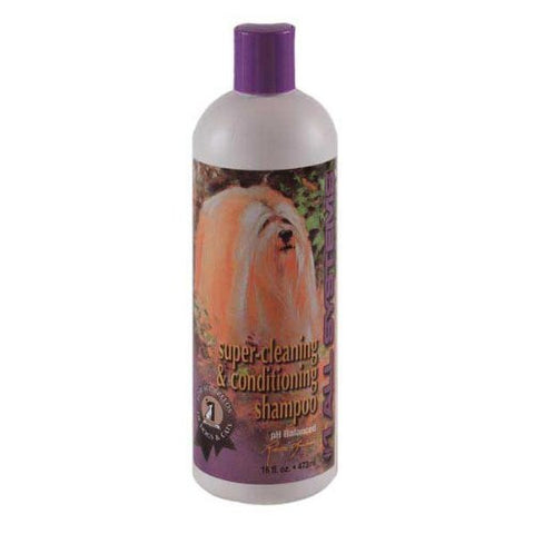 Super-Cleaning & Conditioning Shampoo 16 oz