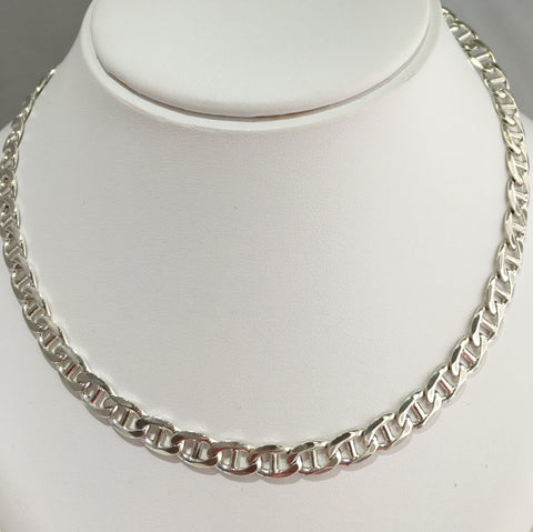 Sterling Silver Gucci Chain