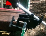 Boat Bracket for Weed Cutter - Weeds B Gone