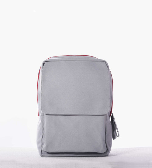 Gray Travel Rucksack