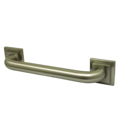 "Kingston Grab Bars - Satin Nickel Claremont 32"" Decorative Grab Bar DR614328"