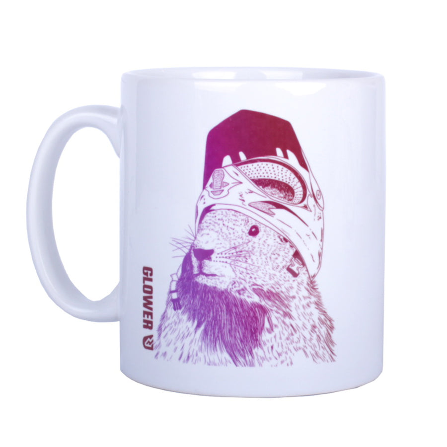 It's All Downhill From Here - Mug for Riders