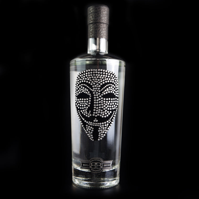 Anonymous Gin - Crystal Edition - Bohemian Brands