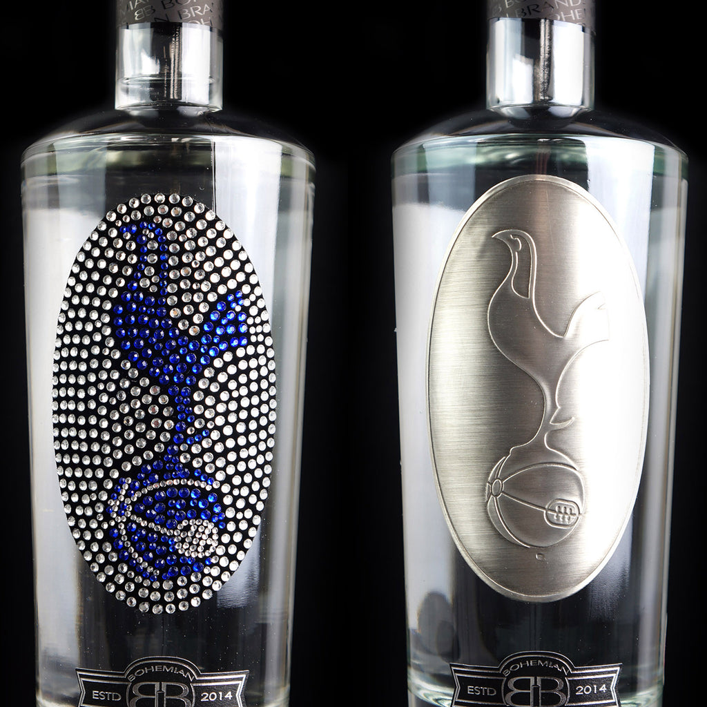 Tottenham Hotspur FC Vodka Set - Crystal & Pewter Edition - Bohemian Brands