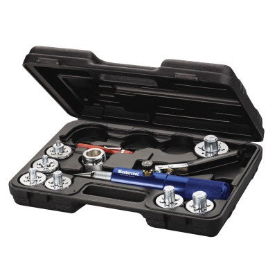 Mastercool Expander Kit Hydra-Swage Tube - Hydraulic -7 heads 71600-A