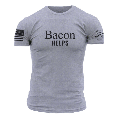 Bacon Helps