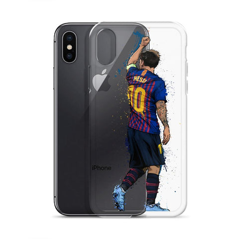 El Triunfo Messi Phone Case