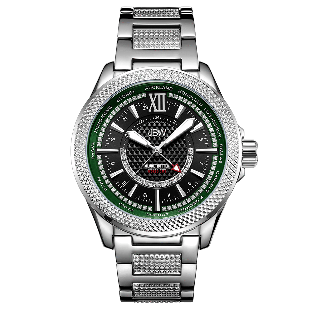 1-jbw-globetrotter-j6365-10-a-stainless-steel-diamond-watch-front