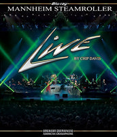 Mannheim Steamroller Live Bluray Edition