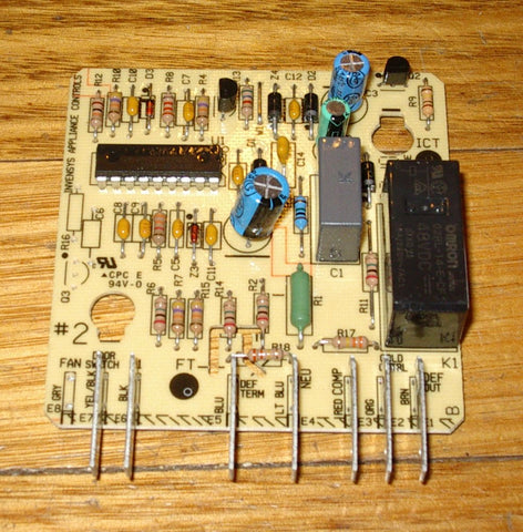 Westinghouse RS662V Adaptive Defrost Printed Circuit Board - Part # 1448730