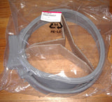 New LG WD-1290RD Washer Genuine Door Gasket - Part # 4986ER0005F