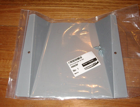 Fisher & Paykel Dryer Vent Deflector - Part # FP460828P