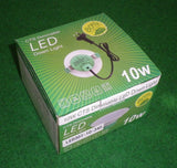 10Watt LED Dimmable Downlight - Selectable Colour Temp - Part # LED307-10-345