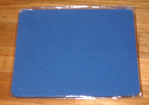 Unergonomic Basic Blue Mousepad - Choice of Colours - Part # MP109B