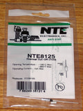 128degreeC 15amp Microtemp Thermal Fuse - Part # NTE8125