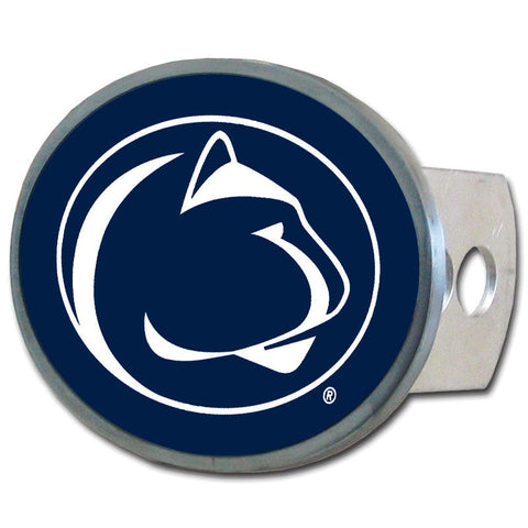 Penn State Nittany Lions Metal Oval Hitch Cover (NCAA)
