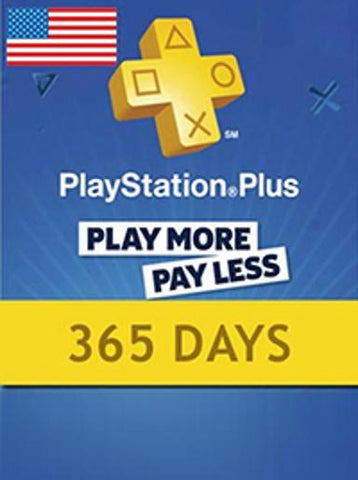 PlayStation Network | Subscriptions | 365 Days | USA