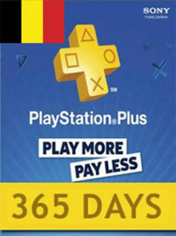 Playstation Network [PSN] | Subscription | 365 Days | Belgium - www.15digits.co.uk