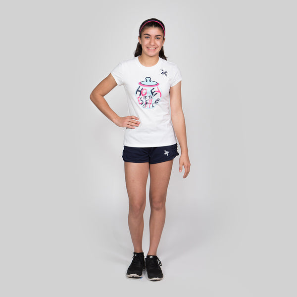 Organic Girls Honey Pot Tee