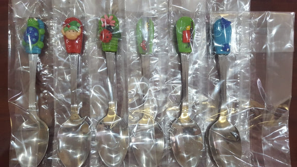Wild Child baby spoon assorted