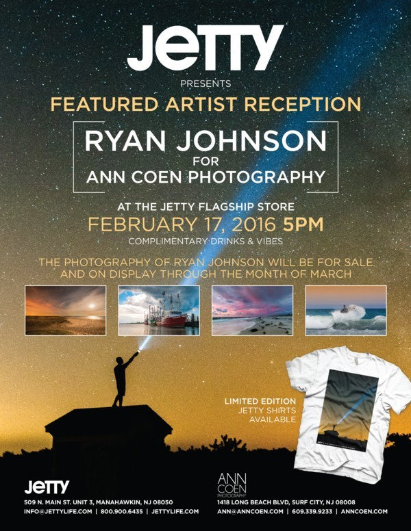 Artist Reception: Ryan Johnson