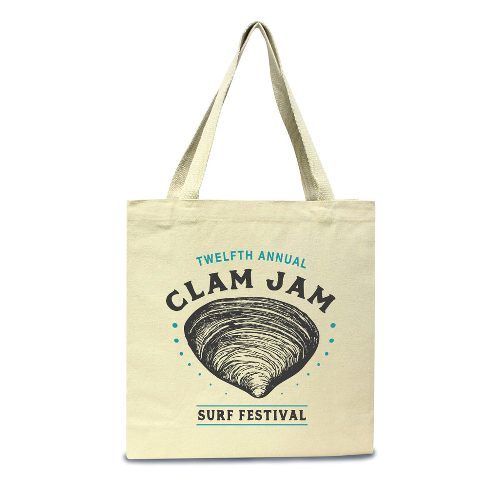 Jetty - 2018 Clam Jam Tote Bag