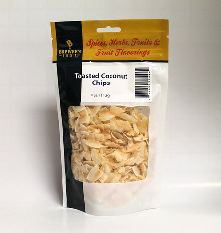Toasted Coconut Chips - 4 oz