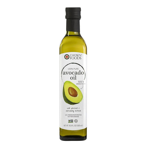 Chosen Foods - Avocado Oil by Chosen Foods - Ebambu.ca natural health product store - free shipping <59$