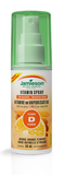 Jamieson Vitamin D 1,000 IU Spray Natural Orange Flavor 58 ml by Jamieson - Ebambu.ca natural health product store - free shipping <59$
