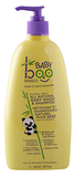 Boo Bamboo Boo Baby Wash 550 ml by Boo Bamboo - Ebambu.ca natural health product store - free shipping <59$
